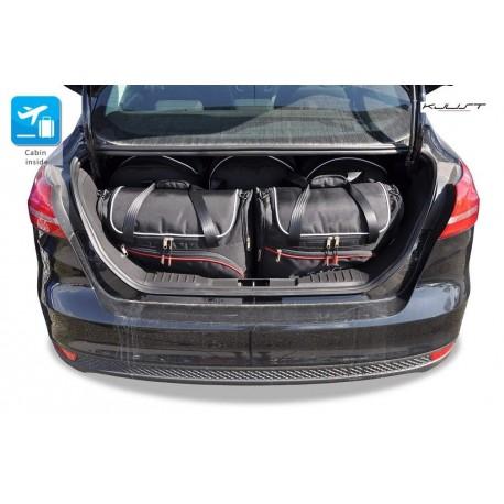 Kit de maletas a medida para Ford Focus MK3 Sedán (2011-2018)