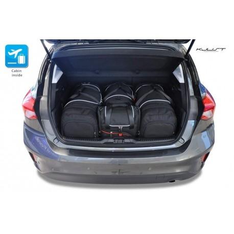 Kit de maletas a medida para Ford Focus MK4 3 o 5 puertas (2018 - actualidad)