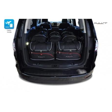 Kit de maletas a medida para Ford Galaxy 3 (2015 - actualidad)