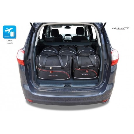 Kit de maletas a medida para Ford C-MAX Grand (2010 - 2015)