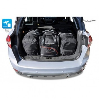 Kit de maletas a medida para Ford Kuga (2011 - 2013)