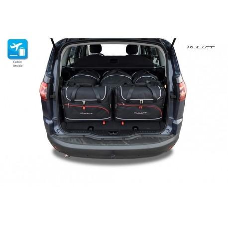 Kit de maletas a medida para Ford S-Max 5 plazas (2006 - 2015)