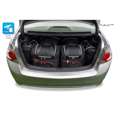 Kit de maletas a medida para Honda Accord Sedán (2008 - 2012)