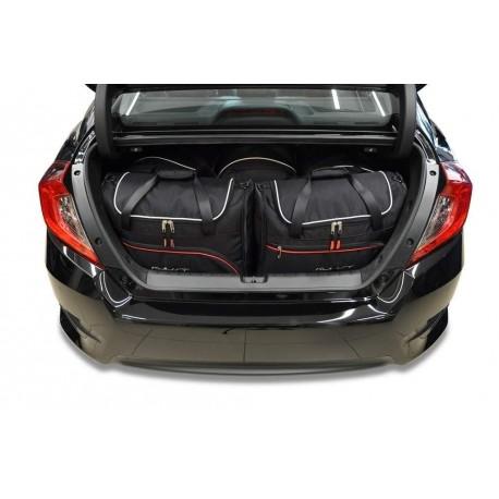 Kit de maletas a medida para Honda Civic Sedán (2017 - actualidad)