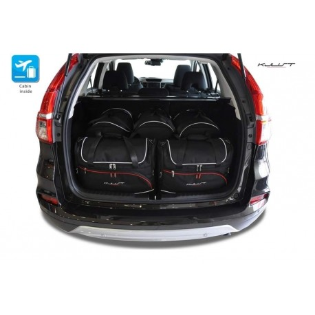 Kit de maletas a medida para Honda CR-V (2012 - actualidad)
