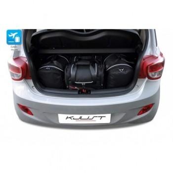 Kit de maletas a medida para Hyundai i10 (2013 - actualidad)