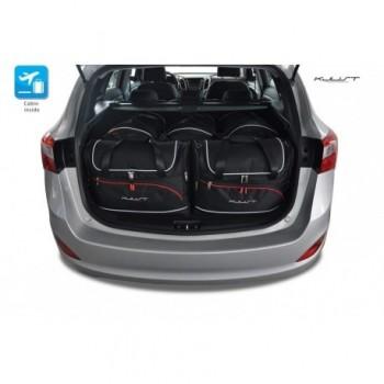 Kit de maletas a medida para Hyundai i30r Familiar (2012 - 2017)