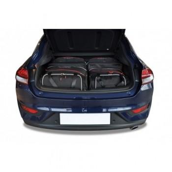 Kit de maletas a medida para Hyundai i30 Fastback (2018 - actualidad)