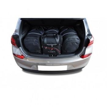 Kit de maletas a medida para Hyundai i30 5 puertas (2017 - actualidad)