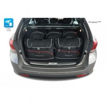 Kit de maletas a medida para Hyundai i40 Familiar (2011 - actualidad)