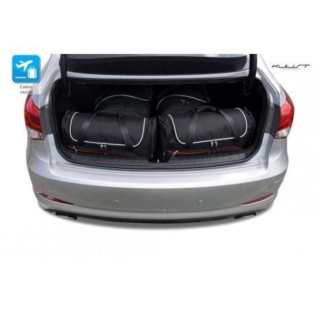 Kit de maletas a medida para Hyundai i40 5 puertas (2011 - actualidad)