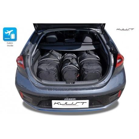 Kit de maletas a medida para Hyundai Ioniq Eléctrico (2016 - actualidad)