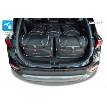 Kit de maletas a medida para Hyundai Santa Fé 7 plazas (2018 - actualidad)