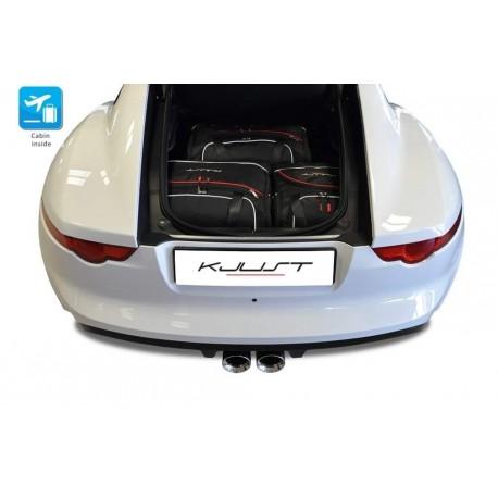 Kit de maletas a medida para Jaguar F-Type