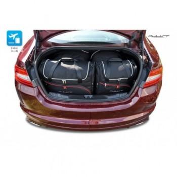 Kit de maletas a medida para Jaguar XF (2008 - 2015)