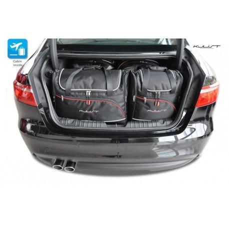 Kit de maletas a medida para Jaguar XF Berlina (2015 - actualidad)