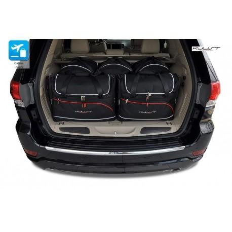 Kit de maletas a medida para Jeep Grand Cherokee WK2 (2011 - actualidad)
