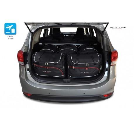 Kit de maletas a medida para Kia Carens (2013 - 2017)