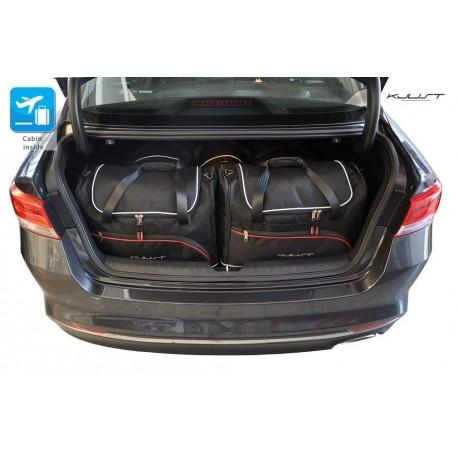 Kit de maletas a medida para Kia Optima Sedan (2015 - actualidad)