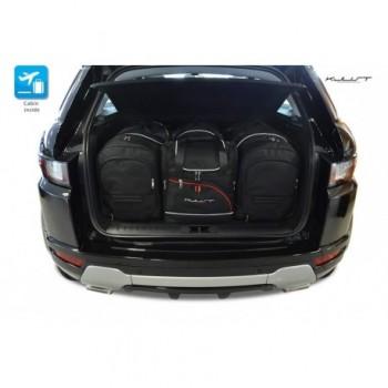 Kit de maletas a medida para Land Rover Range Rover Evoque (2011 - 2015)