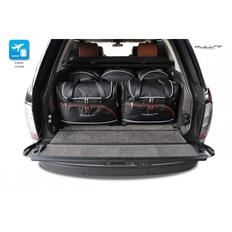 Kit de maletas a medida para Land Rover Range Rover (2012 - actualidad)