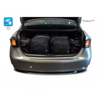 Kit de maletas a medida para Lexus GS