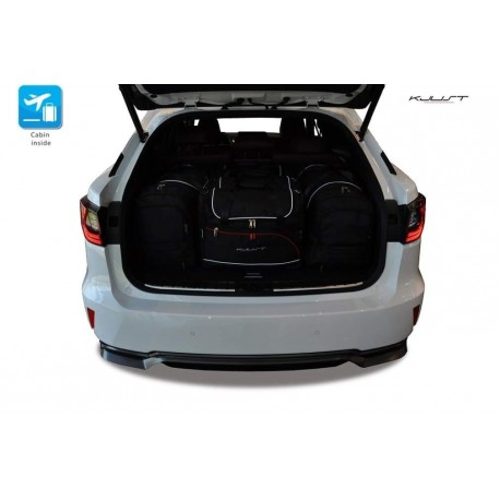 Kit de maletas a medida para Lexus RX (2016 - actualidad)