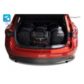 Kit de maletas a medida para Mazda 3 (2013 - 2017)