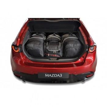 Kit de maletas a medida para Mazda 3 (2017 - 2019)