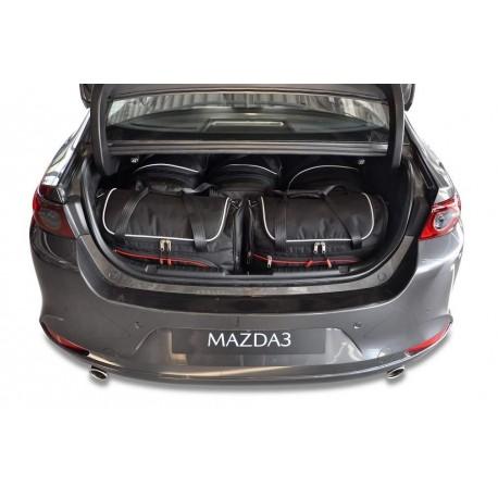 Kit de maletas a medida para Mazda 3 Sedán (2017 - actualidad)
