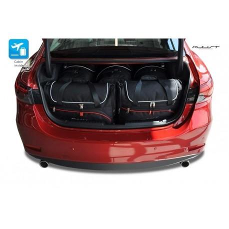 Kit de maletas a medida para Mazda 6 Sedán (2013 - 2017)