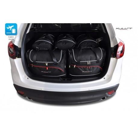 Kit de maletas a medida para Mazda CX-5 (2012 - 2017)