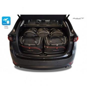Kit de maletas a medida para Mazda CX-5 (2017 - actualidad)