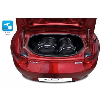 Kit de maletas a medida para Mazda MX-5 (2015 - actualidad)