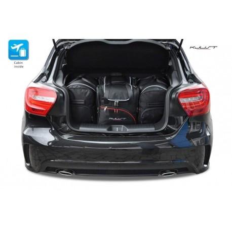 Kit de maletas a medida para Mercedes Clase-A W176 (2012 - 2018)