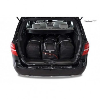 Kit de maletas a medida para Mercedes Clase-B W246 (2011 - 2018)