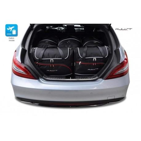 Kit de maletas a medida para Mercedes CLS X218 Restyling Familiar (2014 - actualidad)
