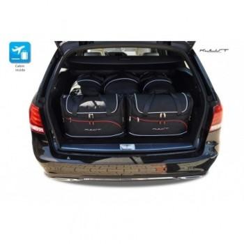Kit de maletas a medida para Mercedes Clase-E S212 familiar (2009 - 2013)