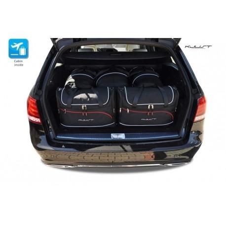Kit de maletas a medida para Mercedes Clase-E S212 Restyling familiar (2013 - 2016)