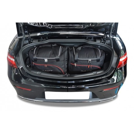Kit de maletas a medida para Mercedes Clase-E A238 Cabrio (2017 - actualidad)