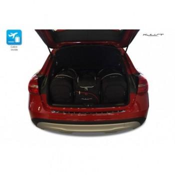 Kit de maletas a medida para Mercedes GLA X156 (2013 - 2017)
