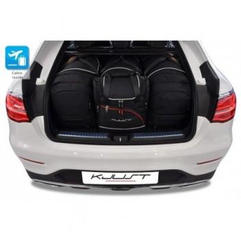 Kit de maletas a medida para Mercedes GLC C253 Coupé (2016 - actualidad)