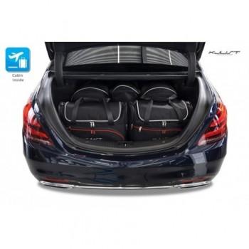 Kit de maletas a medida para Mercedes Clase-S W222 (2013 - actualidad)
