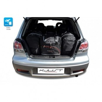 Kit de maletas a medida para Mitsubishi Outlander (2003 - 2007)