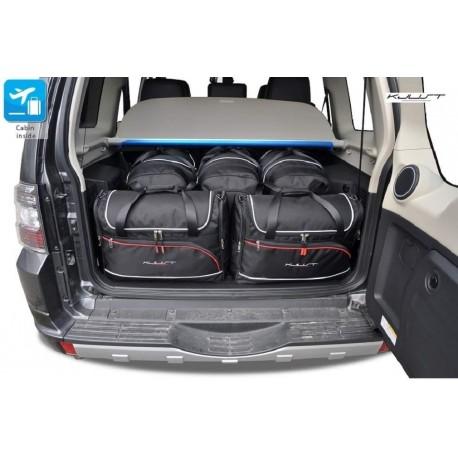 Kit de maletas a medida para Mitsubishi Pajero / Montero (2006 - actualidad)