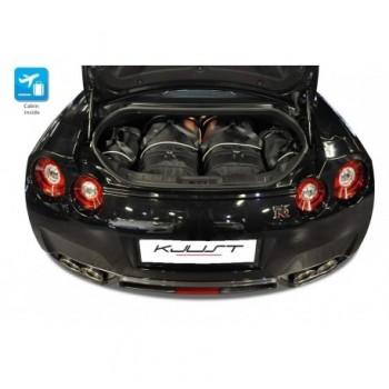Kit de maletas a medida para Nissan GT-R