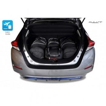 Kit de maletas a medida para Nissan Leaf (2017 - actualidad)