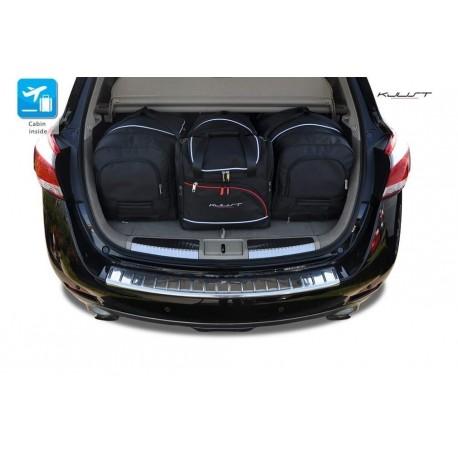 Kit de maletas a medida para Nissan Murano