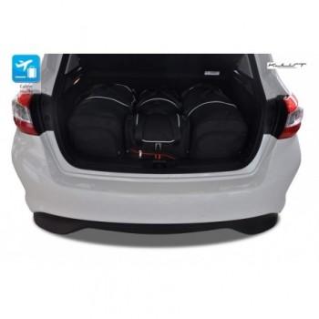Kit de maletas a medida para Nissan Pulsar