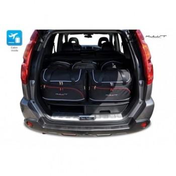 Kit de maletas a medida para Nissan X-Trail (2007 - 2014)
